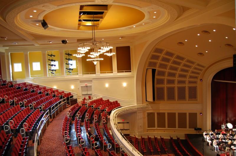 Aycock Auditorium