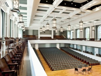 McAfee Concert Hall @ Belmont University1