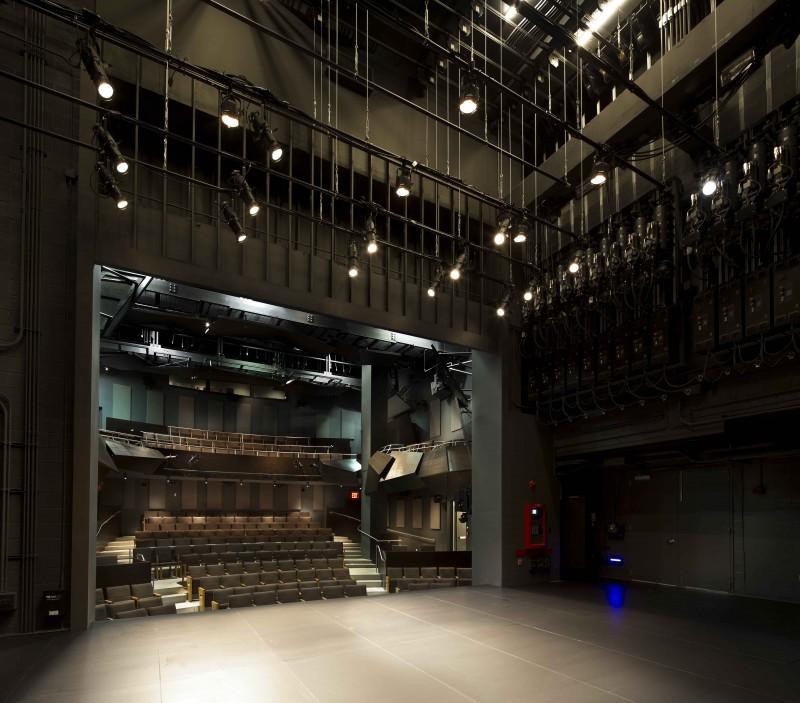 New Light Theater Project: A•'ku•stiks