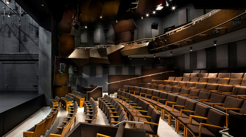 Signature Theater - The Griffin (photo: © David Sundberg / Esto )