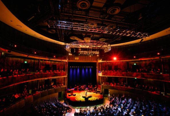 Country Music Hall of Fame CMA Theater (Photo Credit: CMHF)