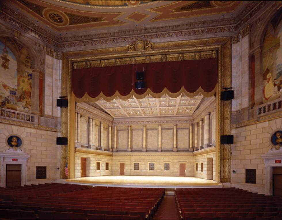 Eastman School of Music Renovation and Addition