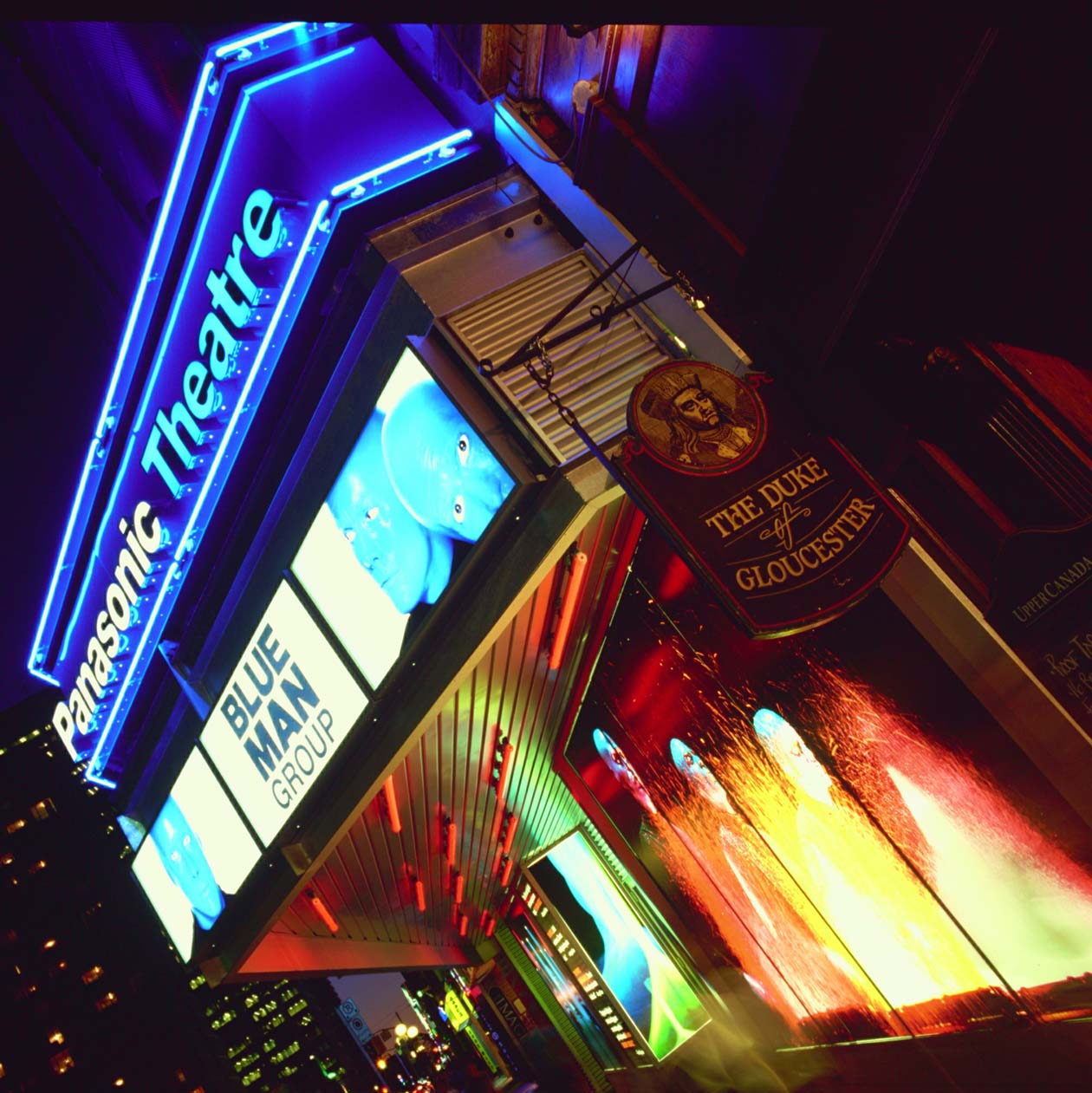 Panasonic Theatre – Toronto